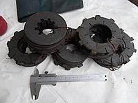 Диски фрикционные 2Н55, фото 1