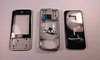 Корпус для Nokia N81 8GB  Black (Нigh Сopy/Качество A)