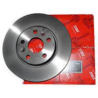 Тормозной диск передний Renault Kangoo 2 TRW DF6110