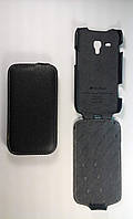 Melkco Jacka leather case for Samsung S7562 Galaxy S Duos, black