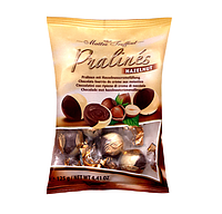 Шоколадные конфеты с ореховым кремом Maitre Truffout, 125 г