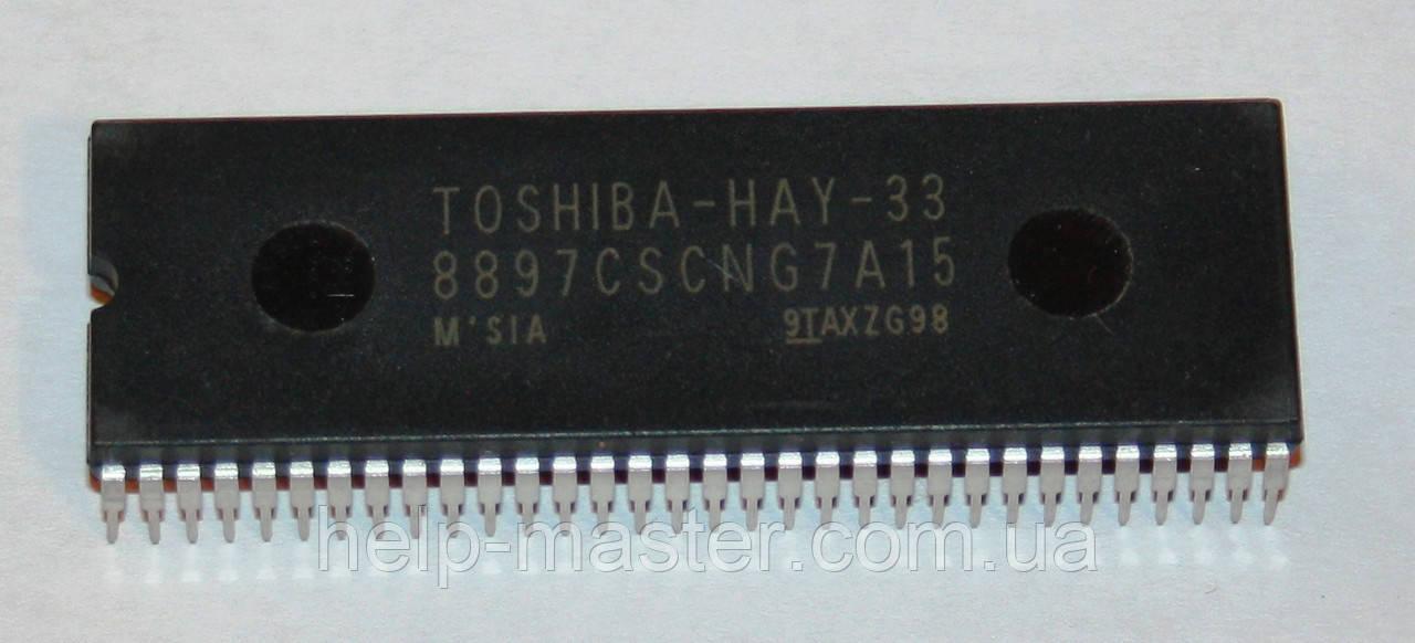 Процессор 8897CSCNG7A15 (TOSHIBA-HAY-33)