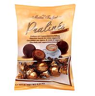 Шоколадные конфеты с начинкой капучино Maitre Truffout, 125 г