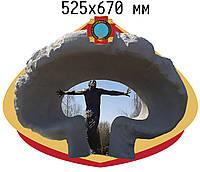 Памятник ликвидаторам. Стенд памяти аварии на ЧАЭС
