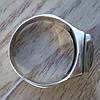 Серебряный мужской перстень с ониксом, 8 грамм, фото 2