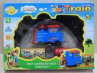Железная дорога TRAIN в коробке