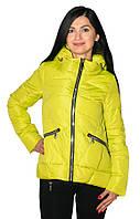 Женская куртка - парка на синтепоне ENYI 1