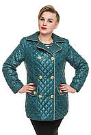 Женская куртка стеганная