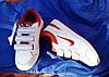 Детские белые кроссовки для мальчиков и девочек (уни) 31-37 р