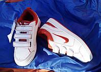 Детские белые кроссовки для мальчиков и девочек (уни) 31-37 р, фото 1