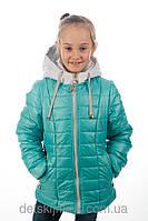 """Стильная курточка для девочки - подростка """"Таисия"""" 38р"""