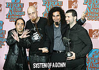 Плакат System of A Down 02