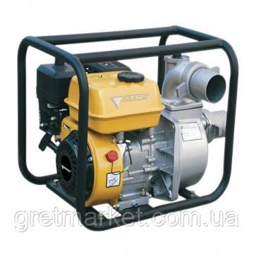 Мотопомпа бензиновая FORTE FP40C (4-х тактная)