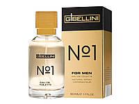 Туалетная вода для мужчин Gibellini №1 (аналог Paco Rabannes 1 Million.) 50ml