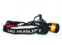Мощный налобный фонарик BL 6966-T6