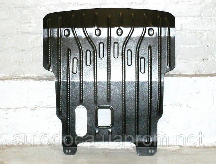 Защита картера двигателя и кпп Chevrolet Lacetti 2002-