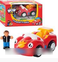 Игровой набор Wlasova Eco Toys 01015 Гоночный автомобиль Френки