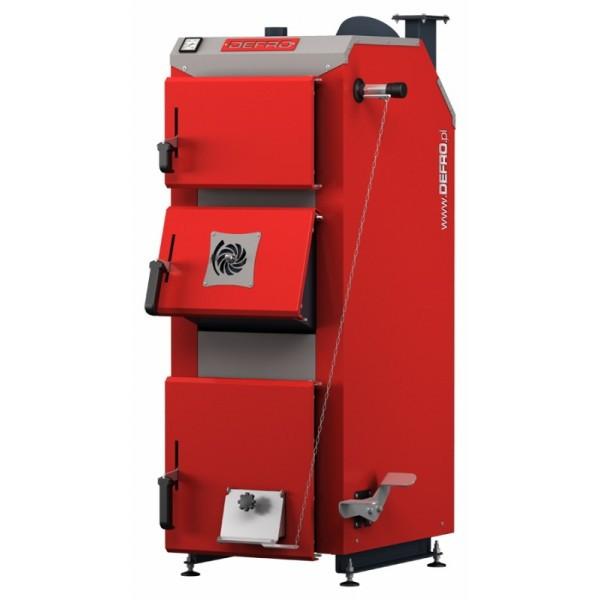 Универсальный твердотопливный котел длительного горения Defro Optima Komfort 15 кВт