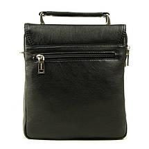 Универсальная мужская сумка из натуральной кожи высочайшего качества, фото 2