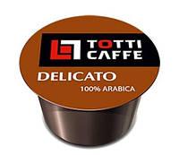 Кофе в капсулах TOTTI Caffe Delicato, 8г 100 шт