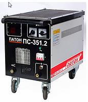 Сварочный полуавтомат двухкорпусный классический Патон ПС-351.2 DC МIG/MAG