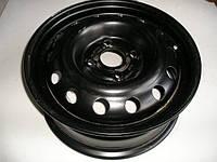 Диск колесный Aveo, Кременчуг (14H2х5,5J) черный
