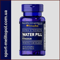 Puritans Pride Water pill With Potassium EXTRA STRENGTH 50 caps