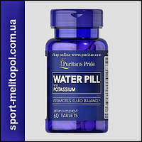 Puritans Pride Water Pill With Potassium 60 таб.