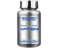 Предтренировочный комплекс Scitec Nutrition Caffeine 100 капсул