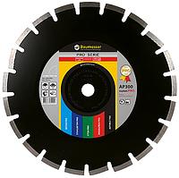 Круг алмазный 1A1RSS/C1 HIT Baumesser Asphalt Pro 300 мм  сегментный диск по асфальту и свежему бетону, Дистар