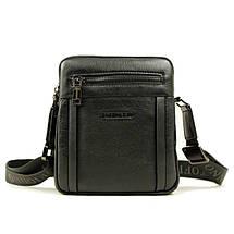 Удобная и практичная мужская сумка из натуральной кожи, фото 3