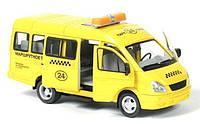 Игрушечная машинка Маршрутное такси Газель Joy Toy (9098)