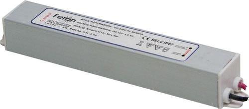 LB006Транс. для светод. ленты 6W 12V (драйвер) IP67