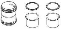 Дымоходы для конденсационных котлов Condens AZB 673