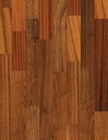Паркетная доска Barlinek Uluru Сапела 3 полосний, лак professional FAMILY, замок Seger (2200*207*14 мм)