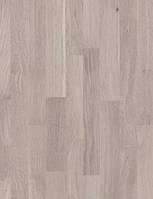 Паркетная доска Barlinek Platinium Ясен 3 полосний попіл, матовий лак,брашований FAMILY, (2200*207*14 мм)