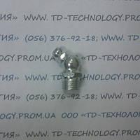 Пресс-масленка по ГОСТ 19853-74, DIN 71412 под 45 градусов