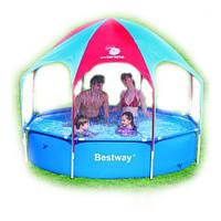 Детский каркасный бассейн Bestway 244х51 см  (56193)
