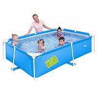 Детский каркасный бассейн 239х150х58 (56220)