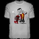 """Футболка """"Deadpool_Colossus"""", фото 3"""