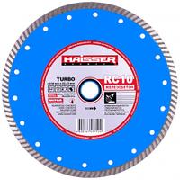 Круг алмазный Turbo Haisser RC10 Железобетон 230 мм отрезной диск по железобетону, бетону и кирпичу