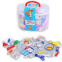 Детский набор доктора чемоданчике Limo Toy (M 0461)