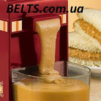 Машинка для приготовления арахисового масла Peanut Butter Maker (аппарат для измельчения орехов Пинат Батер Ме, фото 1