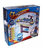 Детский синтезатор «Музыкант» Joi Toy (JT 7235)