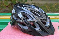 Шлем велосипедный Roswheel grey