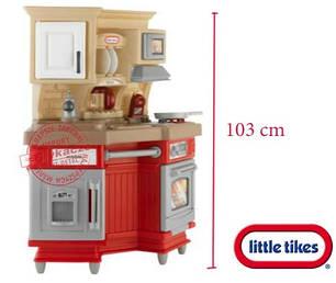 Интерактивная детская кухня Little tikes 484377 Master Chef exclusive, фото 2