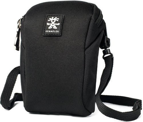 Компактная cумка для фотоаппарата Crumpler Base Layer Camera Pouch S (black), BLCP-S-001