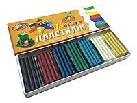 Пластилин детский ЛЮКС КОЛОР 7 цветов, для творчества