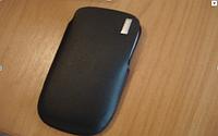 Чехол вытяжка оригинал Nokia C7 черный