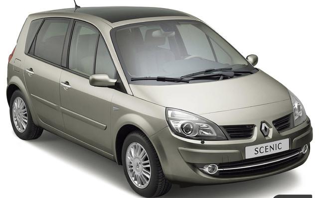 Renault Scenic 2 (2003 - 2009)